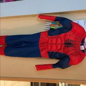 Spider-Man Costume *Mask Not Included*